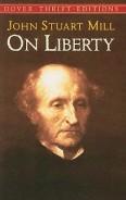'On Liberty'. John Stuart Mill