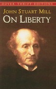 'On Liberty'. John Stuart Mill