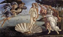 O Nascimento de VênusBotticelli