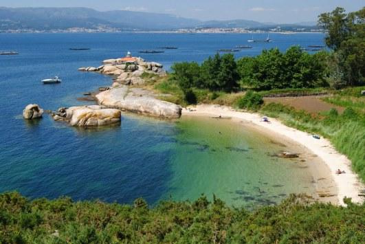 Praia da Ilha de Arousa