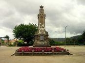 Rosalía. Alameda de Compostela