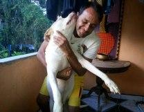Wílson Martins Coutinho. Socorrista de Animais