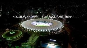 Maracanã. RJ. 2014