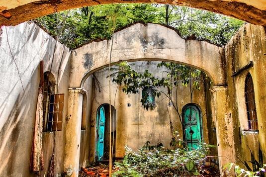 URBEX BRASIL - Capela de Nossa Senhora de Lurdes Fotografia Daniel Pátaro
