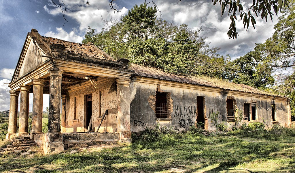 Urbex Brasil Escola Fotografia Daniel Pátaro