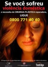 'Não' à violência doméstica!