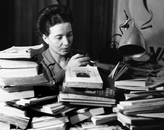 Simone de Beauvoir