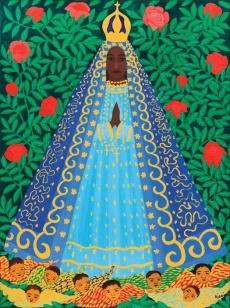 N.S. Aparecida, padroeira do Brasil.