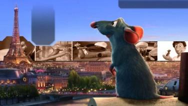 Ratos em Paris