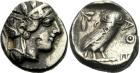 Tetradracma de Atenas