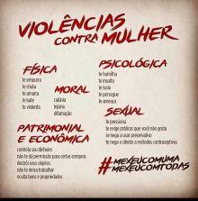 Violências contra a Mulher